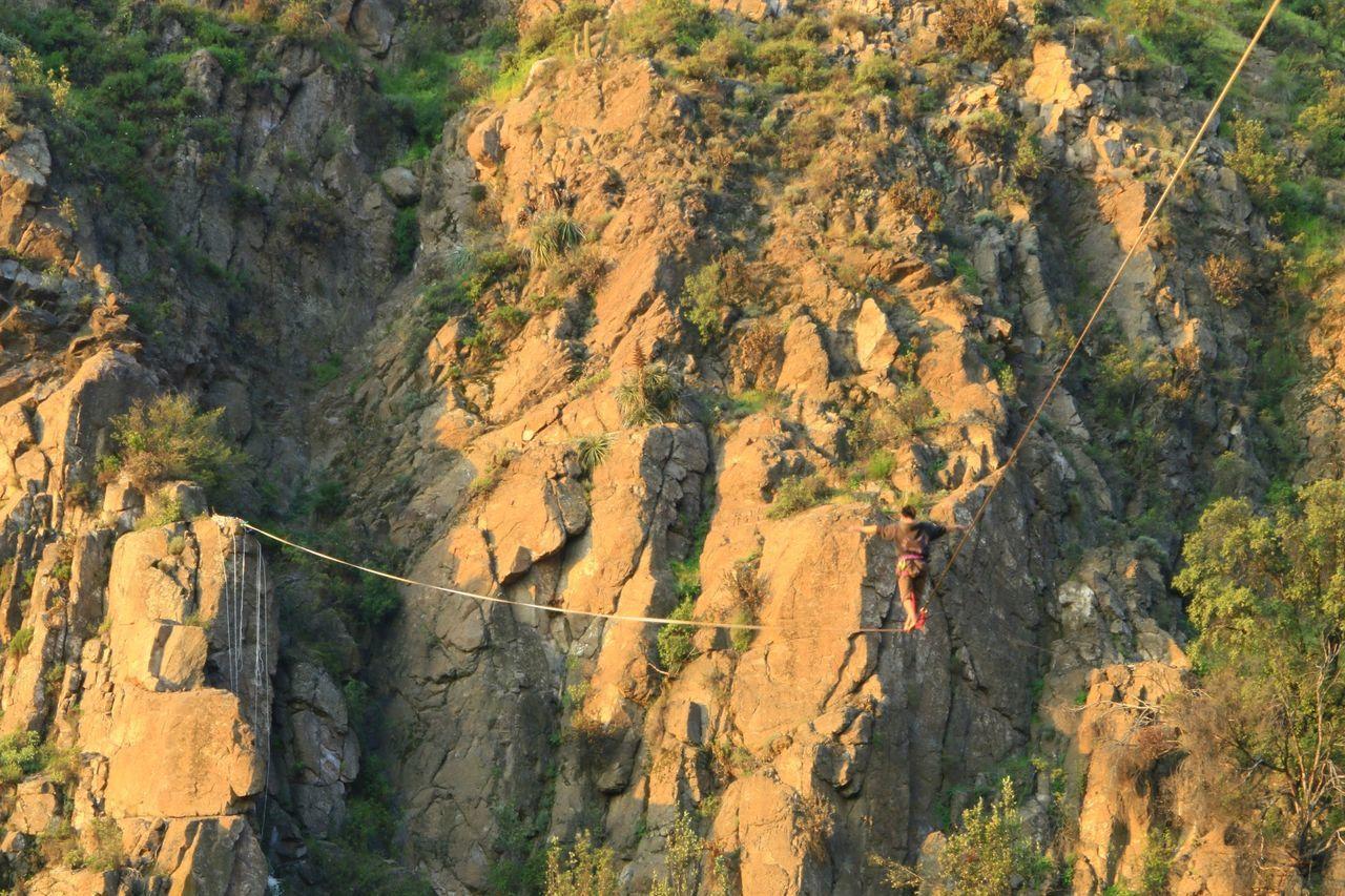 The Color Of Sport Mountain Slackline 240L Highline Longline