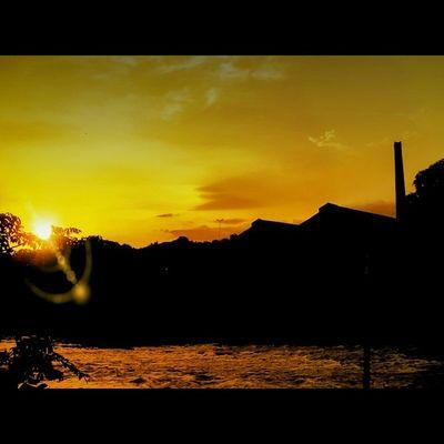 Piracicaba. Nikontop Piracicaba Parededevidro Sunset