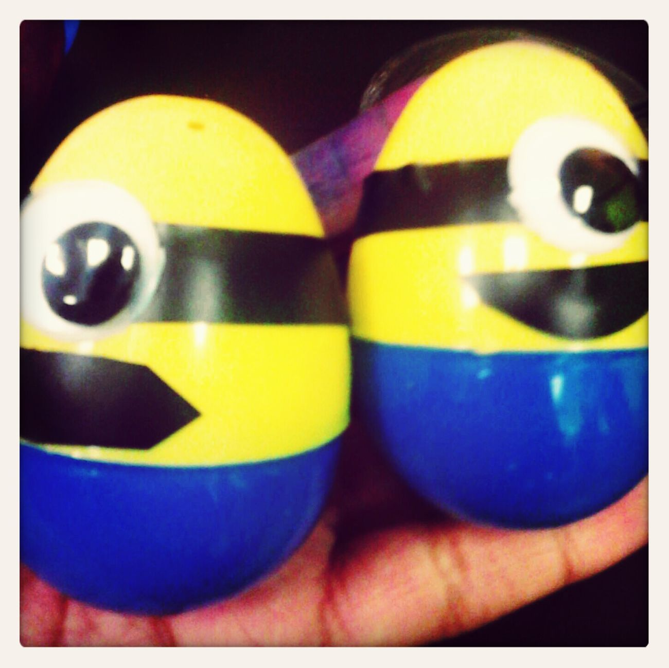 minion eggs !!! DIY Work Diy Easter
