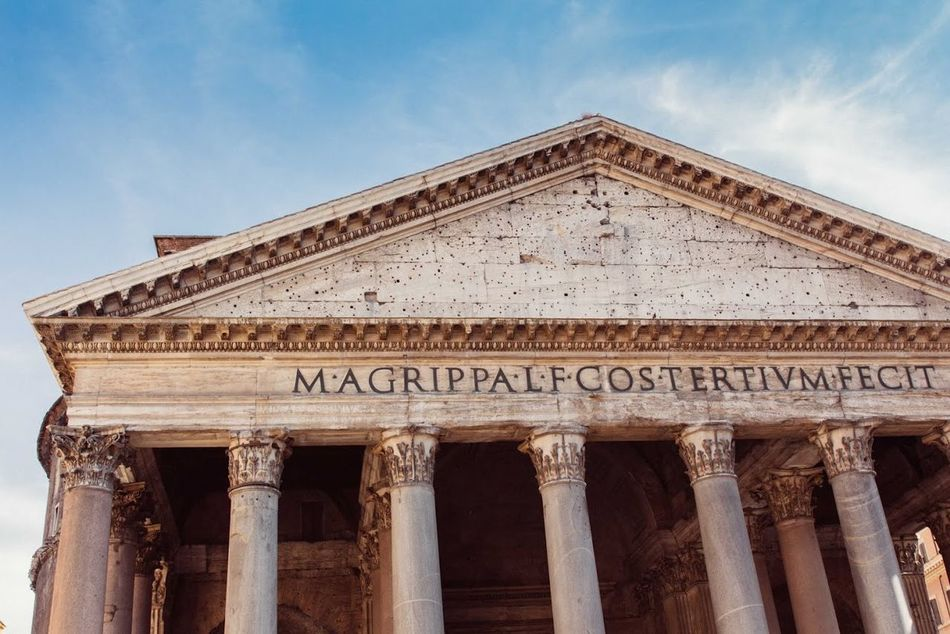 Beautiful stock photos of rome, Architectural Column, Architecture, Building Exterior, Built Structure