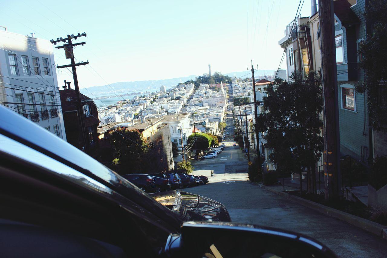 San Francisco California Car City Travel Cityscape This Week On Eye Em Urban Bay Area The City Light