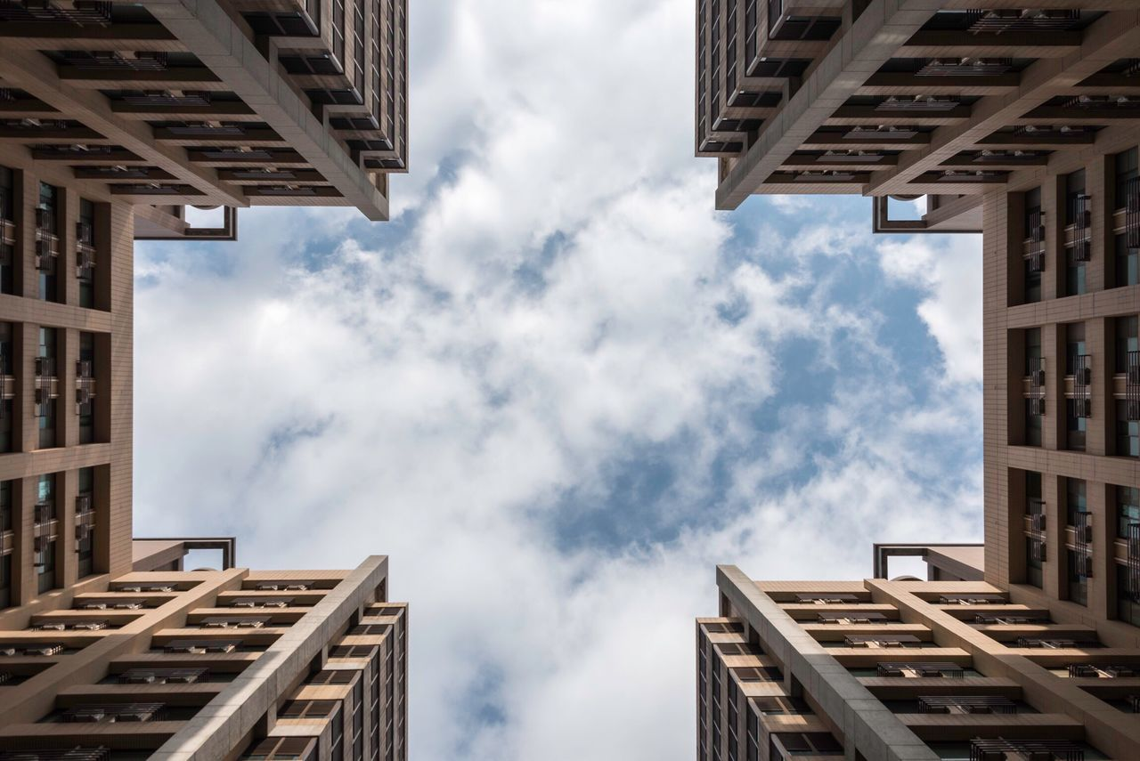 The Architect - 2017 EyeEm Awards Architecture Built Structure Building Exterior Building Sky Sky And Clouds Cloud - Sky Low Angle View No People Day EyeEm EyeEm Best Shots Taking Photos Photooftheday Photographer EyeEm Gallery Nikon Lifestyles Explore Outdoors Nikonphotography Eye4photography  Picoftheday Urban