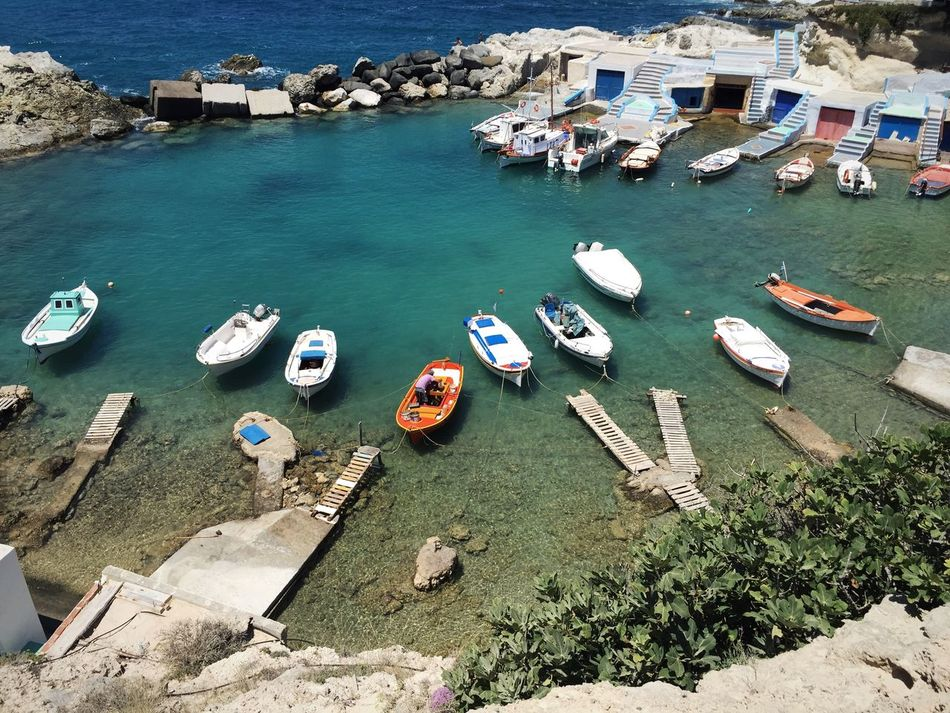 Beautiful stock photos of athens, Beauty In Nature, Boat, Day, Greece