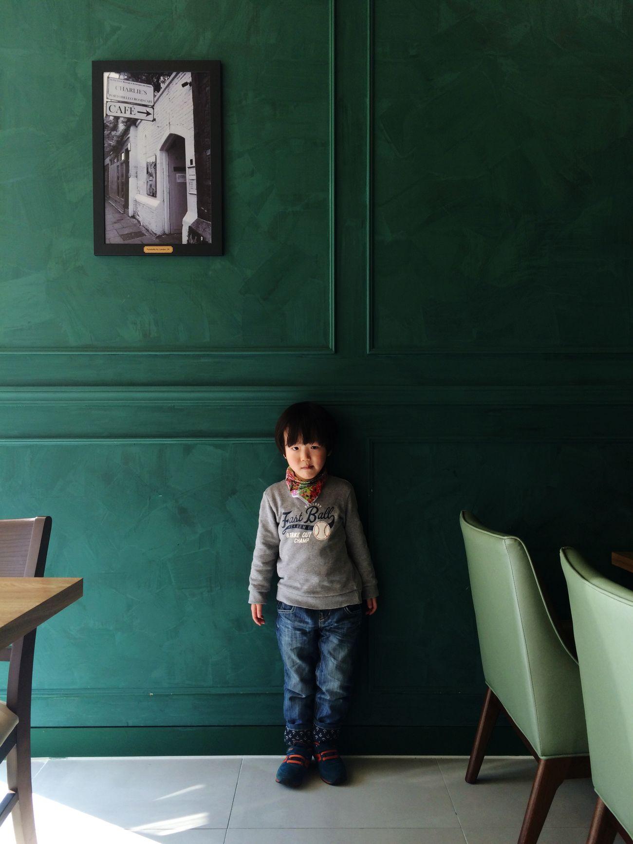 Open Edit Kid Portrait