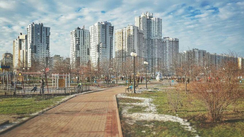 Park Cityscapes