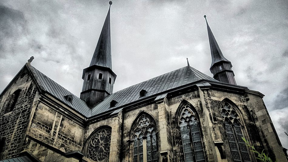 GERMANY🇩🇪DEUTSCHERLAND@ Germany🇩🇪 Naumburg Churches Churchflow Germanytrip Germany My Travel Germany