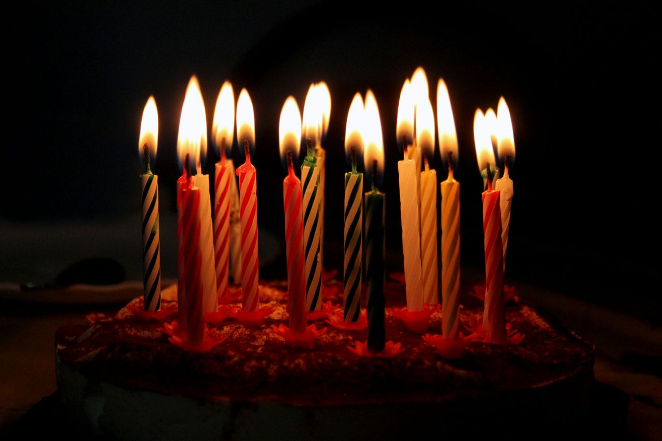 Beautiful stock photos of birthday cakes, Birthday, Birthday Candle, Burning, Candle