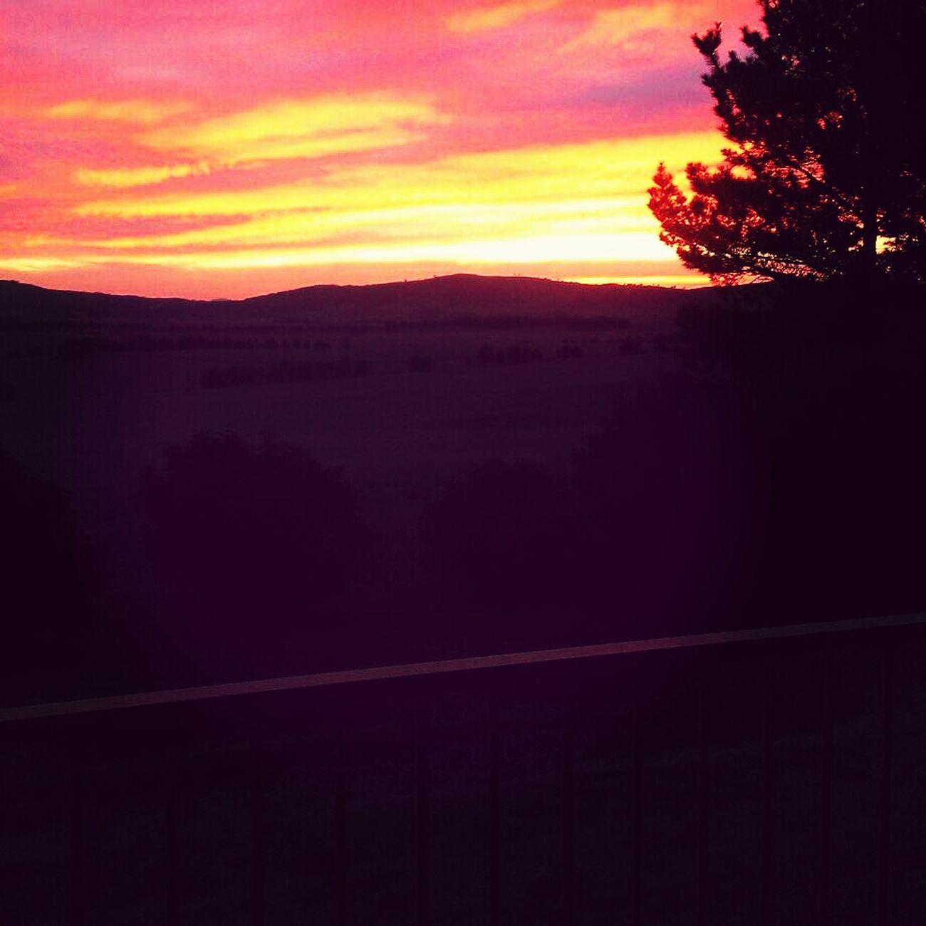 Bungendore Sunset :)