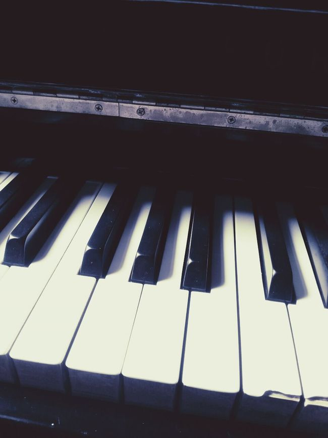when you depress a key of an organ, a note is sounded.