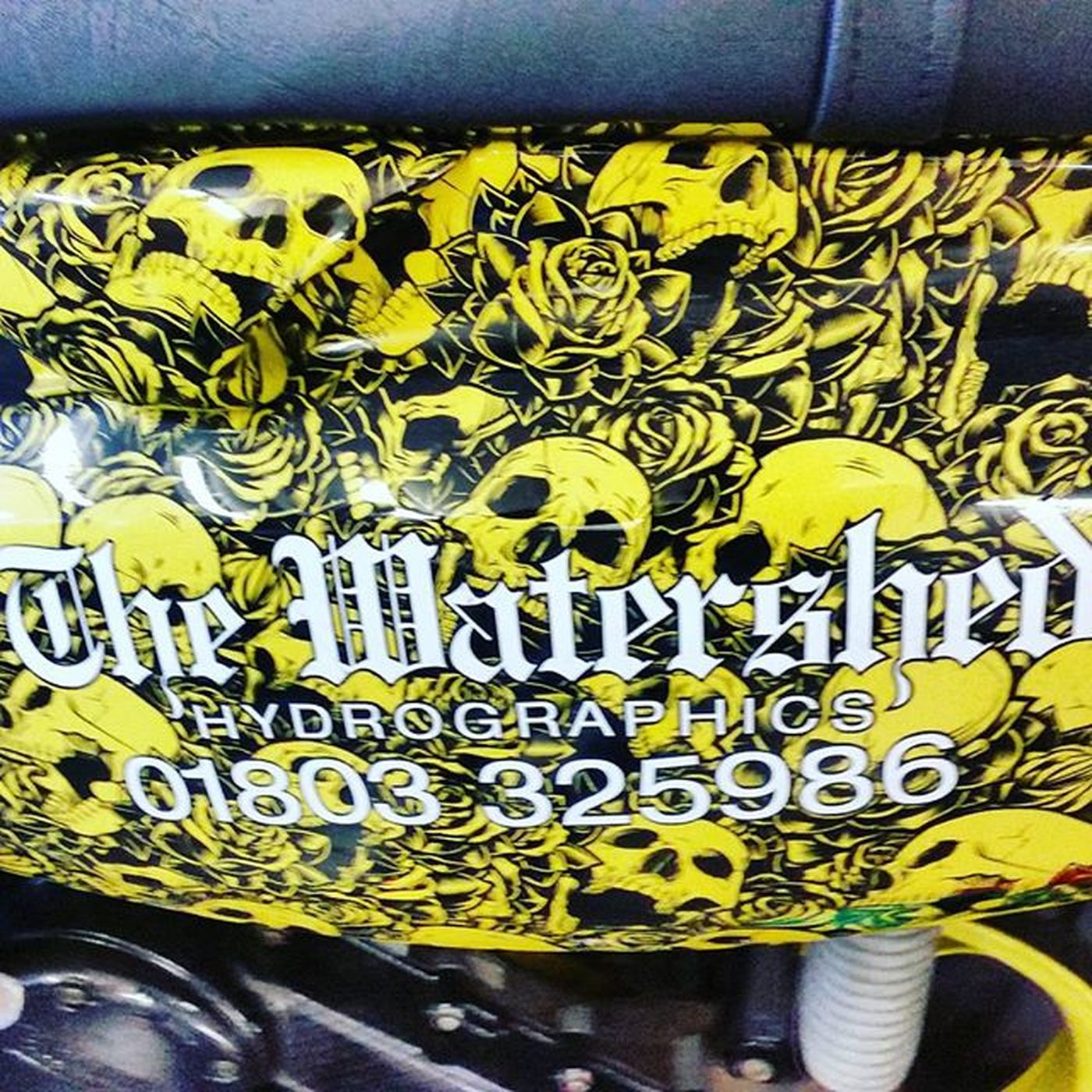 Thewatershed Motorbikes Scooter Cars Hydrographics Torquay Devon