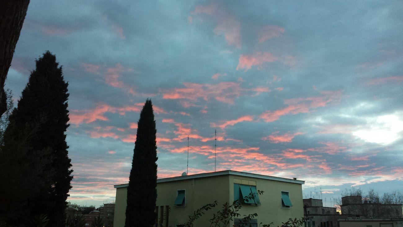 Elekctric Sunset