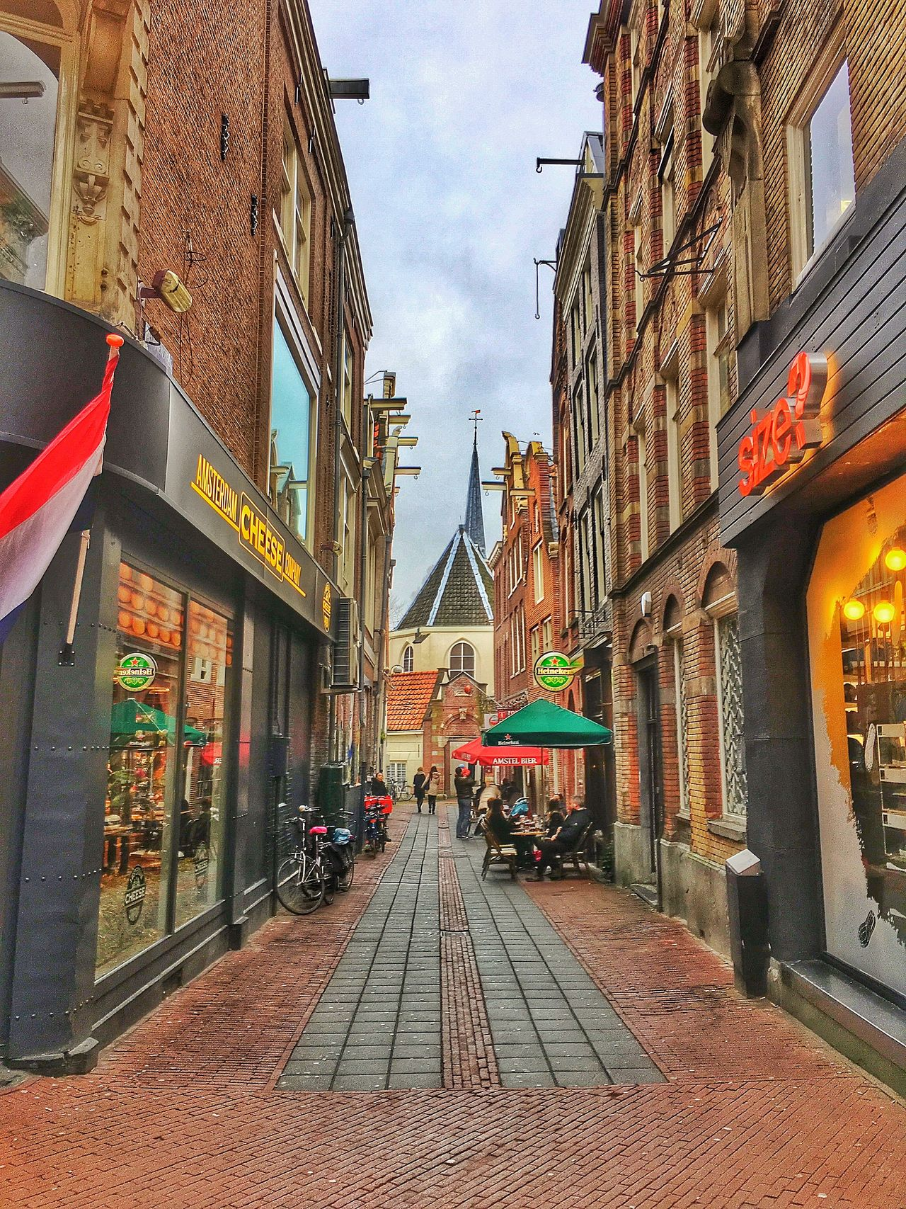 Amsterdam Amsterdamcity Architecture Beautiful Building Building Exterior Cafe City City City Life Citylife Holland Iamamsterdam Netherlands Niederlande Residential Structure Shopping Sky Street