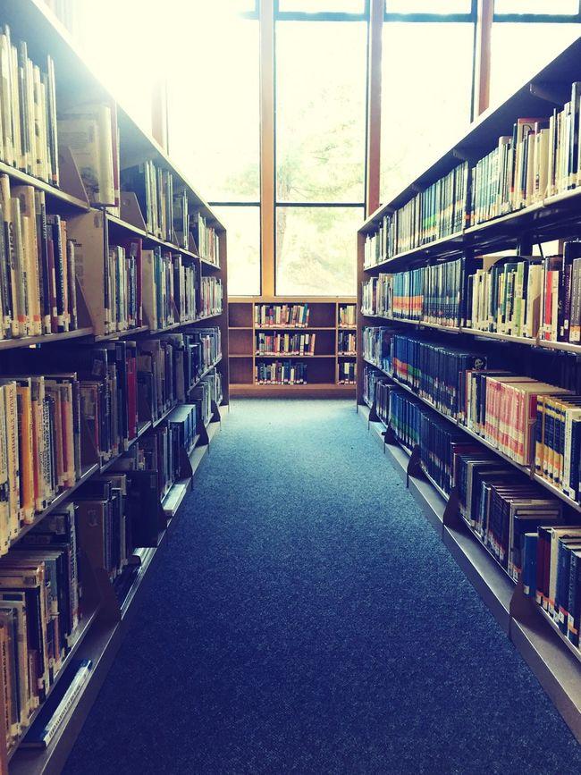 Library Bookshelf Indoors  No People Window Architecture First Eyeem Photo