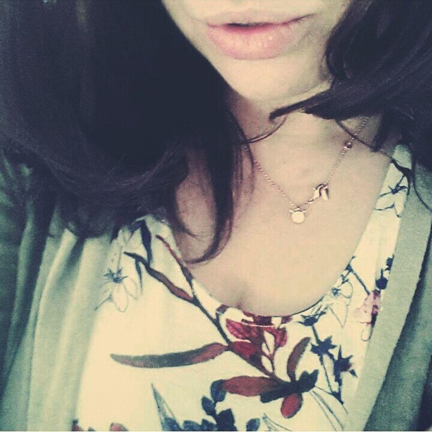 ♡♡♡Best Gift ever ♡♡♡ Merci Bestgirls  Present Luckyme Necklace ♥ Mademyday Taurus ♉ Sexylips