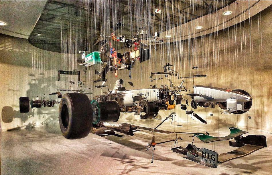 Precision Mercedes Benz World Motor Racing Formula 1