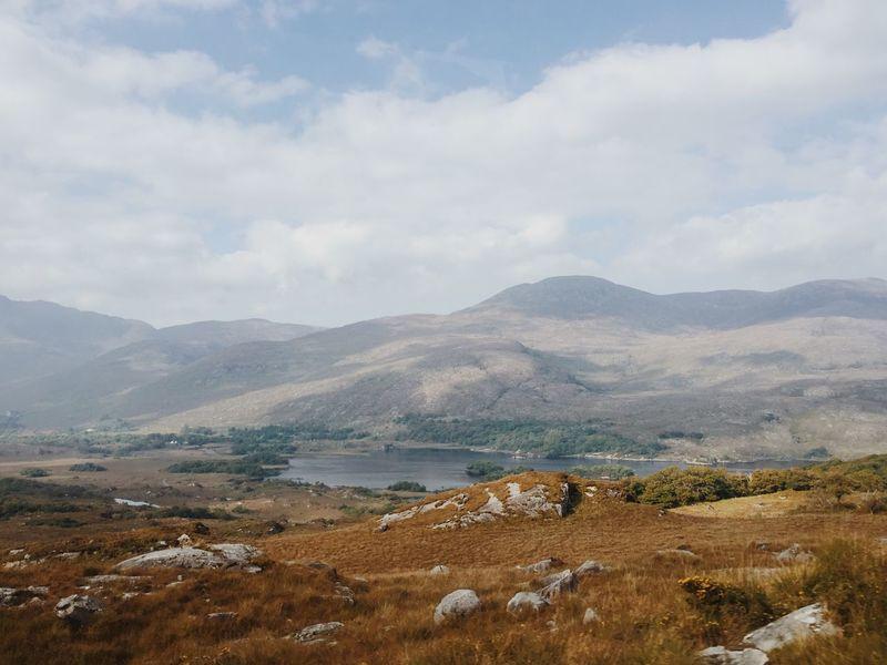 Showcase: January Lake View Tour Ring Of Kerry Roadtrip Ireland Nature VSCO Vscocam