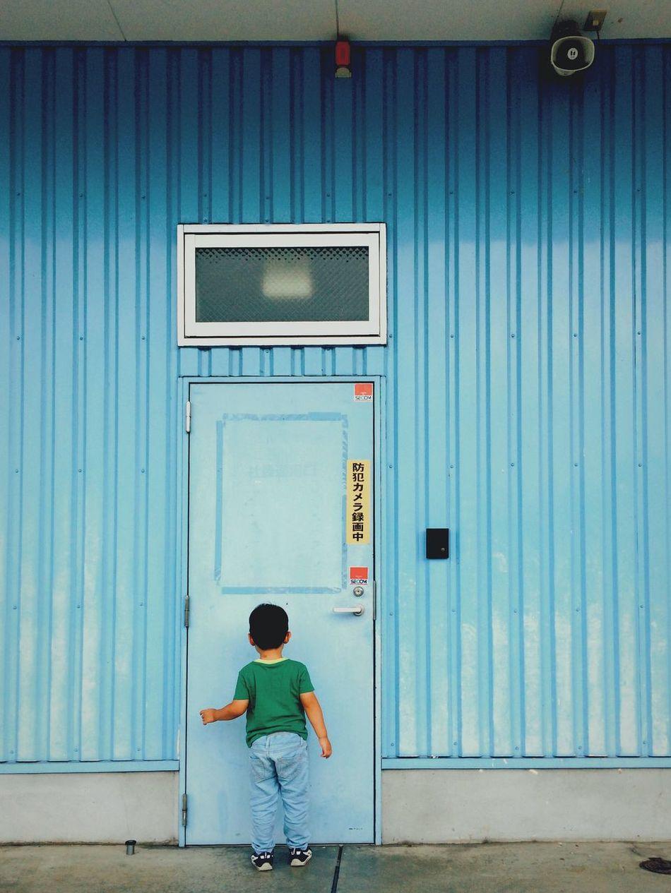 Beautiful stock photos of door, Architecture, Blue, Boys, Built Structure
