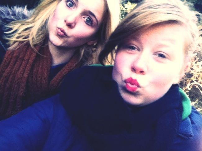 Me And My Friend :*