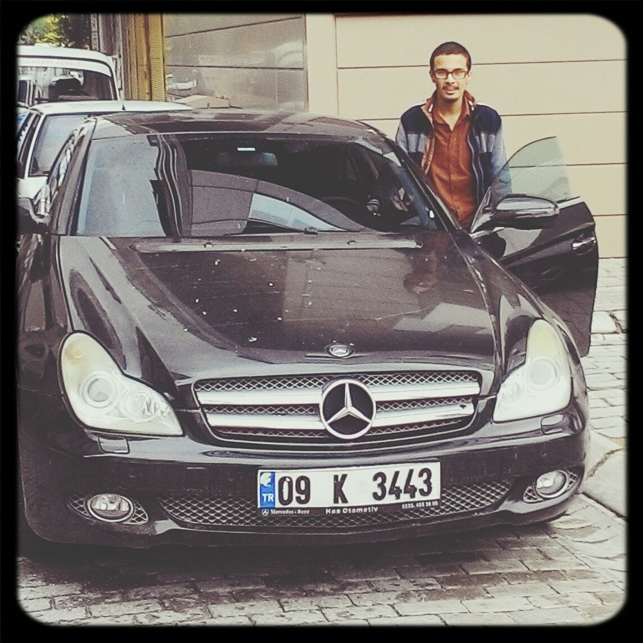 CLS320 MERCEDES YENİ OYUNCAK ;) First Eyeem Photo
