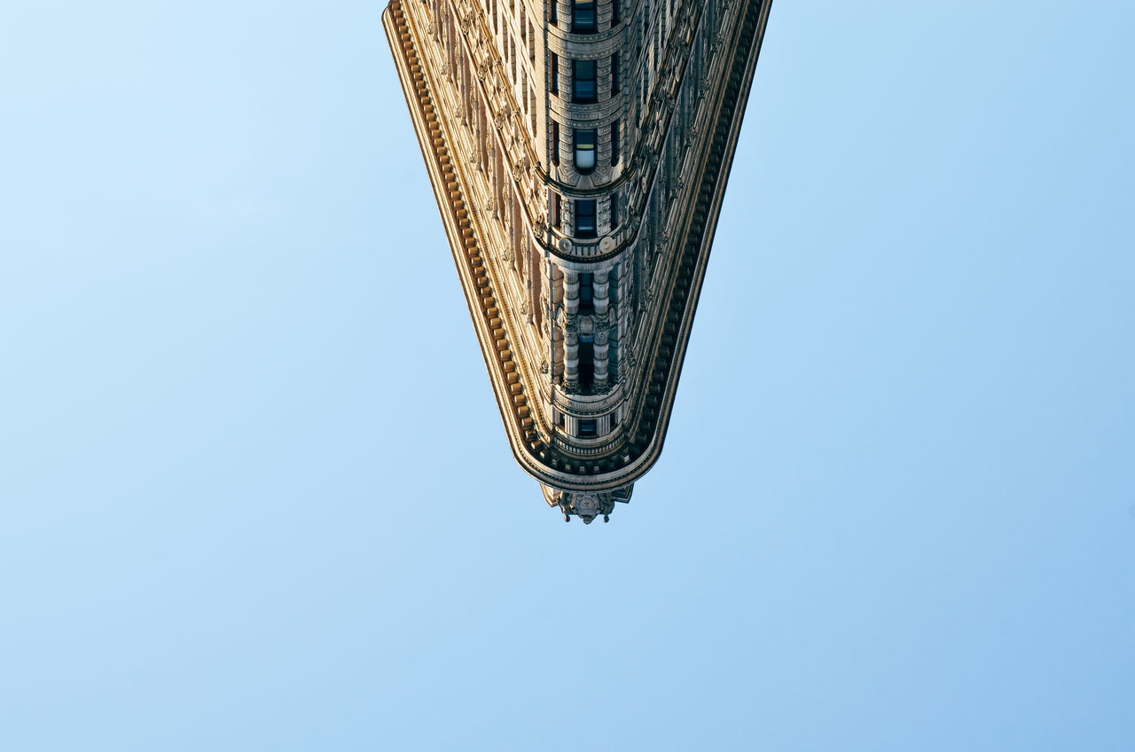 Beautiful stock photos of new york, Architecture, Building Exterior, Built Structure, Clear Sky