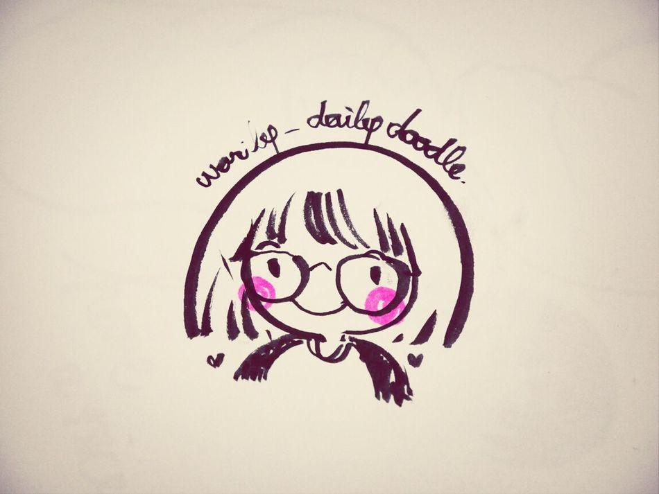 Dairydoodle Sketch Ink