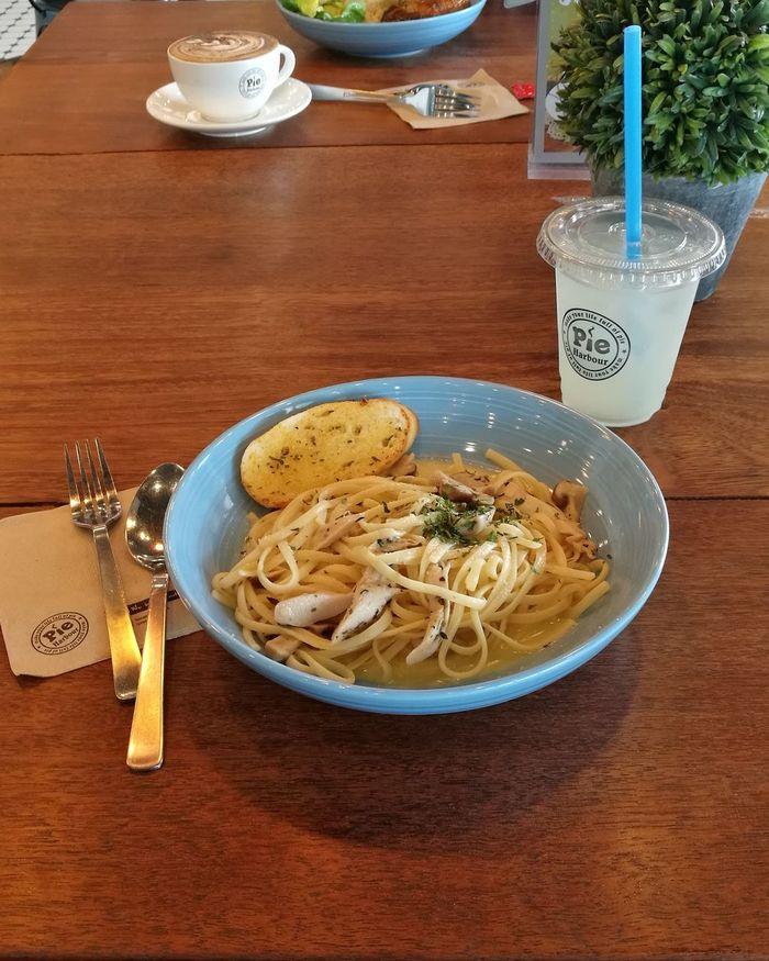 午°食 Food Food And Drink Ready-to-eat Noodles Serving Size Meal Cooked Temptation Spaghetti Wooden Culture Indulgence Food Of The Day Foodlover Penang Karpal Singh Drive Eyeemphoto EyeEm Best Shots
