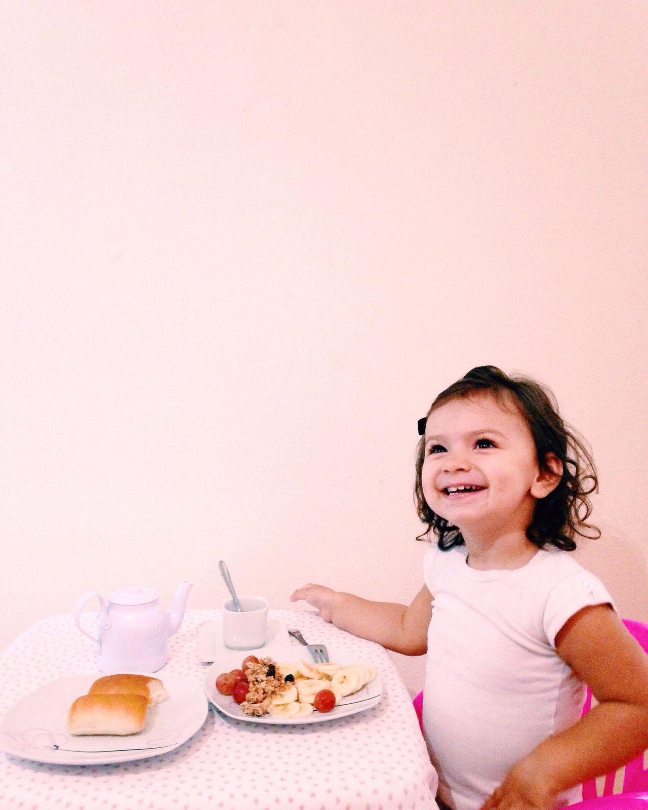 Beautiful stock photos of family, 2-3 Years, Black Hair, Brazil, Bread
