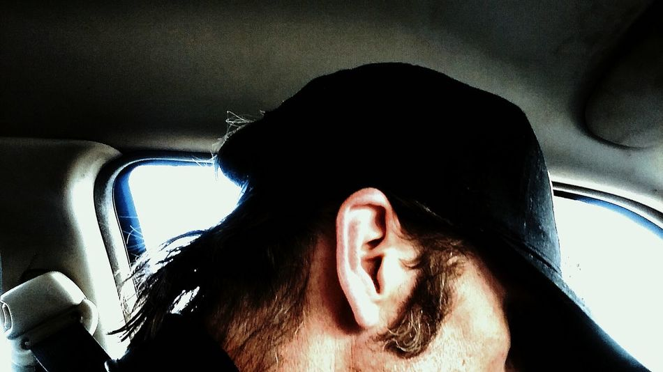 Male Uninhibited Blurred Motion Light And Shadow Philadelphia Srag Male Portrait Ear I hope he hears me.