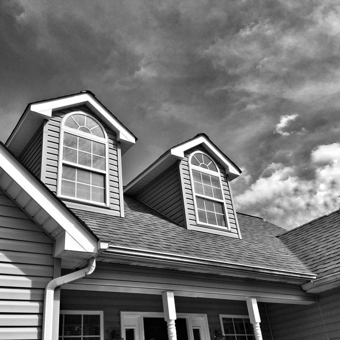 Home Home Sweet Home Home Dormers Sky And Clouds Daydreaming Peaceful Place Peaceful Looking Up Windows Window