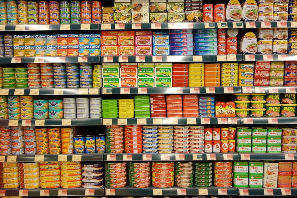 Angebote Des Tages Dösen Hong Kong Hong Kong Style Offers Regale Supermarket Supermarkt