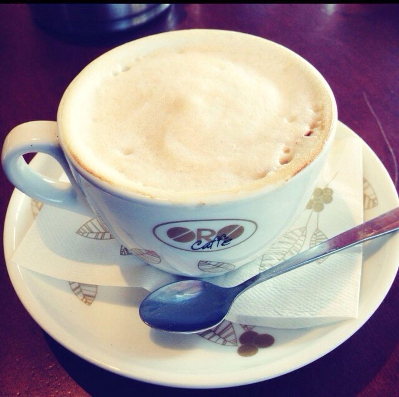Coffee Cappucino Friends Relaxing Laughing Enjoying Life