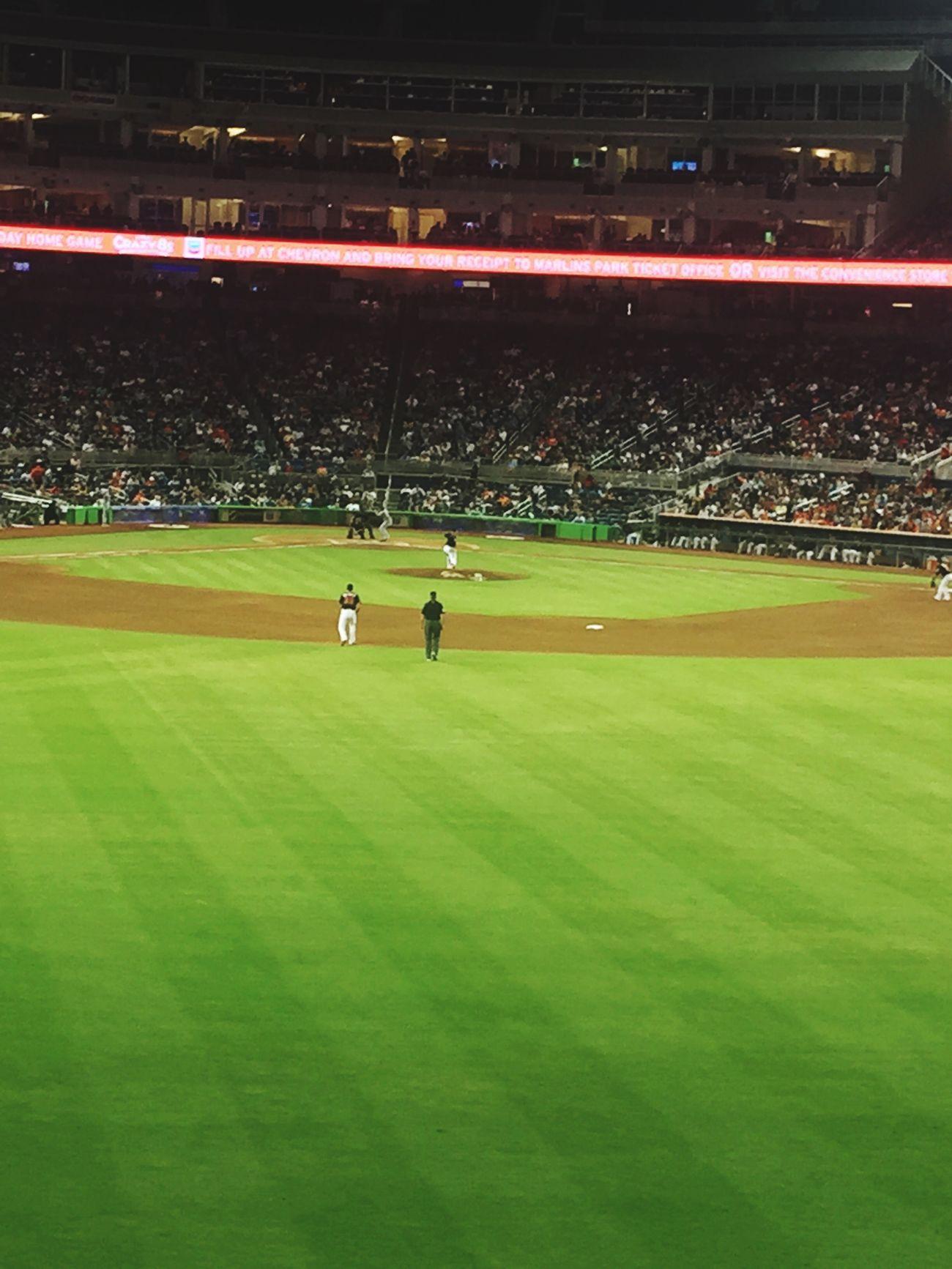 Mets vs Marlins
