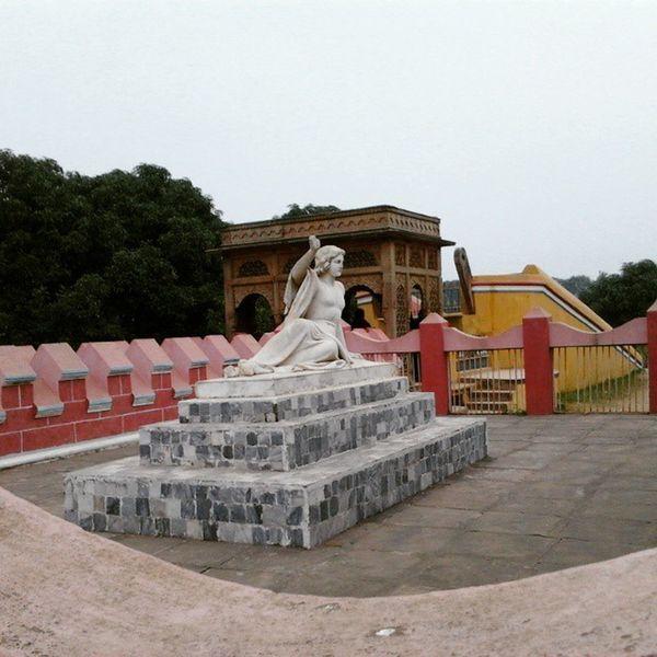 ClickedByMe Statue Cityofnawab Fort Murshidabad Photography BoysTrip