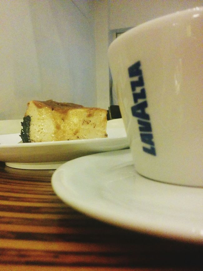 Nexus5photography Capuccino Saltedcaramelcheesecake Rainywednesday