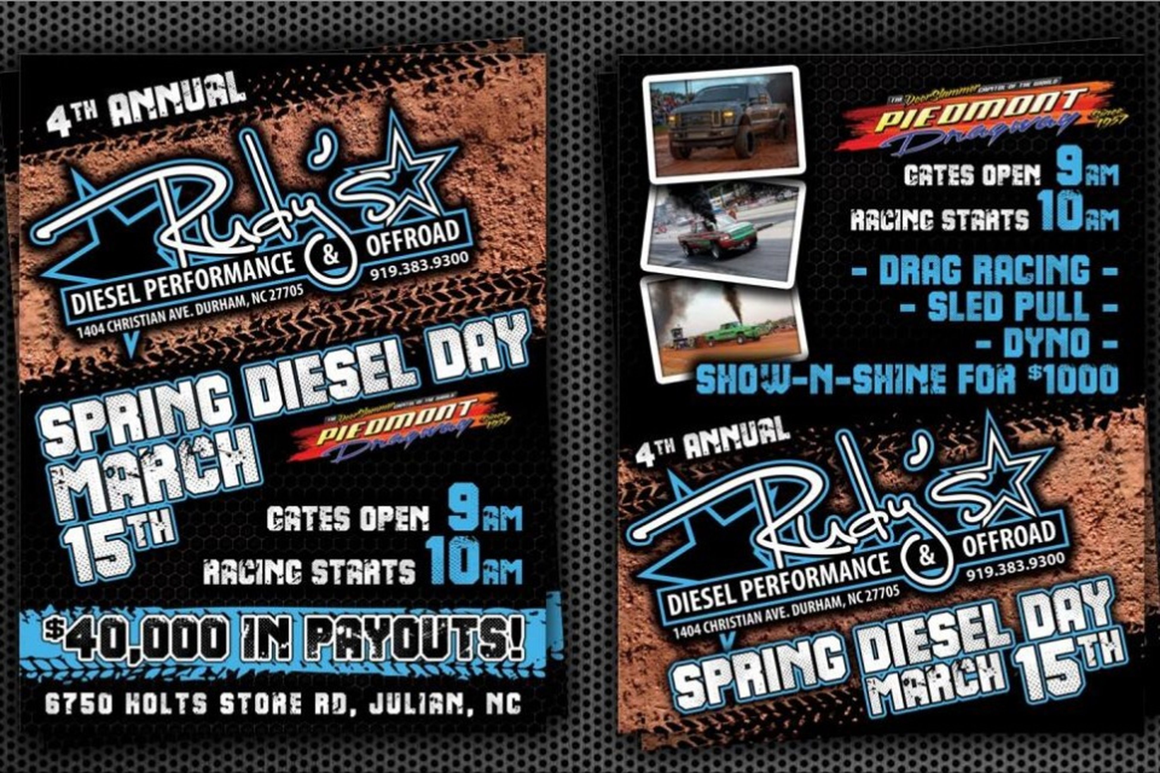 I'm so ready for this Dieselday Rollcoal Hurryup