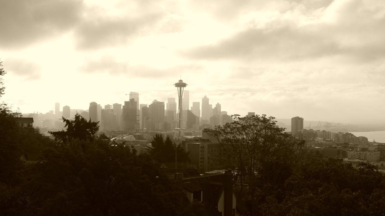 Architecture City Cityscape Filter Sepia Skyline Urban Skyline