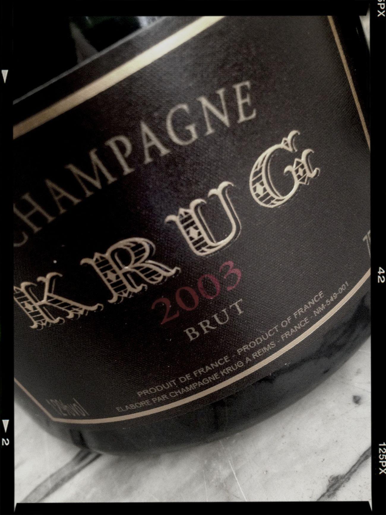 Reims Champagne Club Krug Champagne