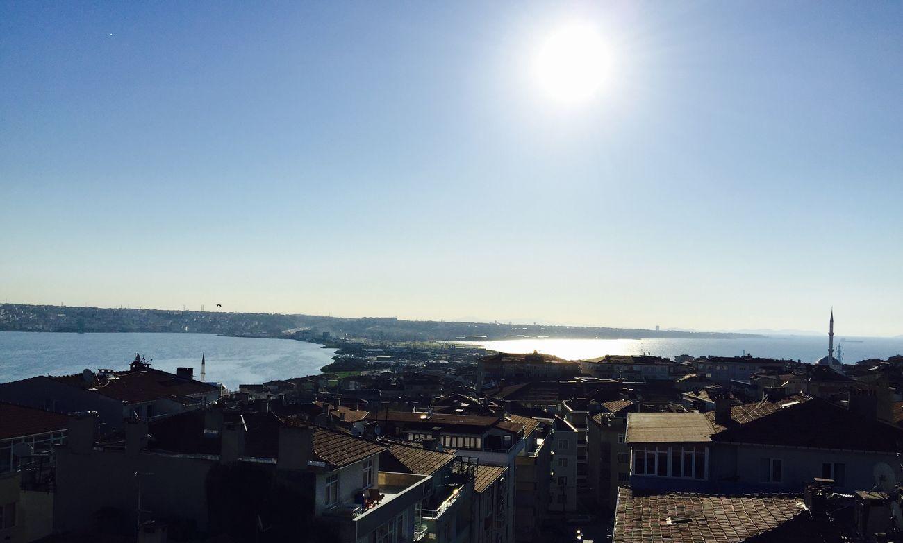 Istanbul Morning Water Piece Happiness Sunshine ☀ Küçükçekmece Küçükçekmece Gölü Turkey EyeEm Best Shots