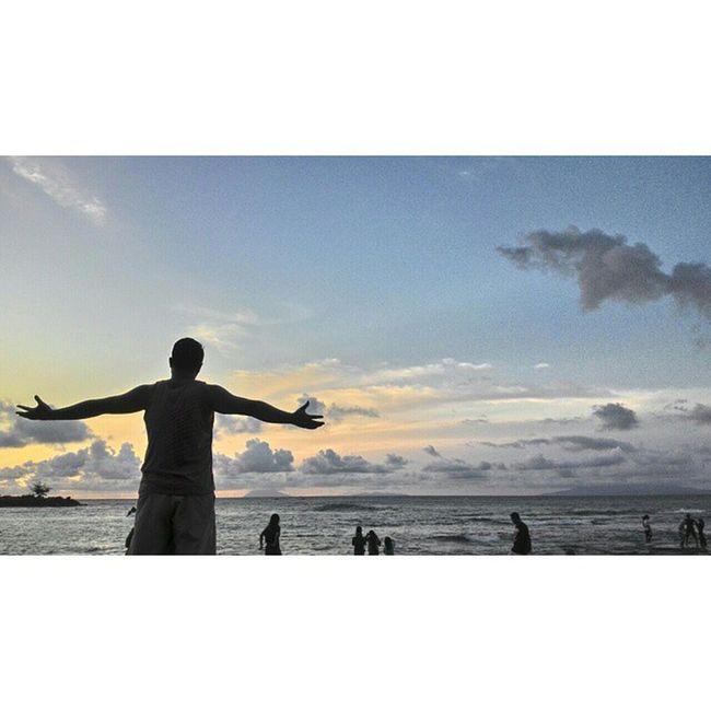 Inilah indonesiaku dengan segala kekayaan alam dan lukisan mahakarya sang pencipta yang indah.. Wonderfullindonesia Anyer  INDONESIA Traveling Visitindonesia Beach Sunsets