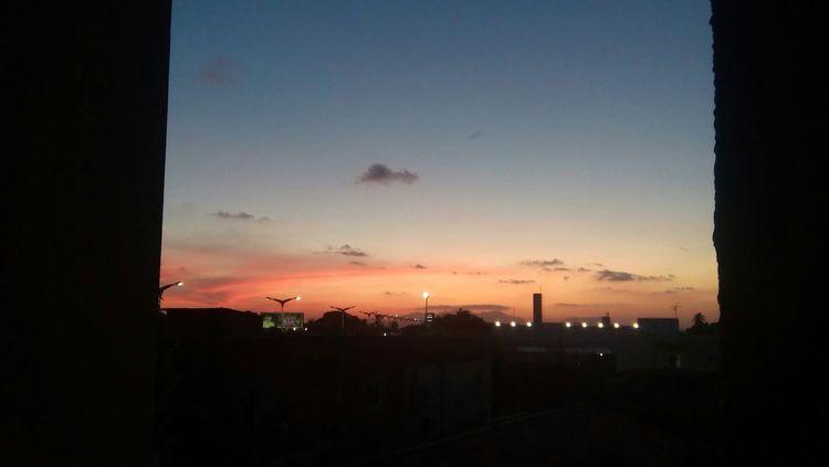 Sunset Sun Nofiltre Sky Love Destaque Photography