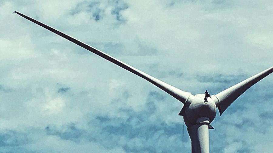 Cloud - Sky Sky Windpower