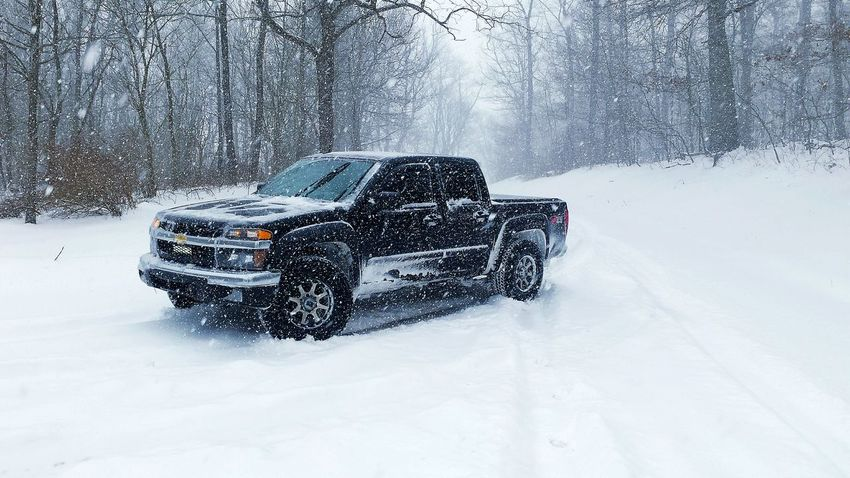Snow Chevy Offroad Sledding 355nation