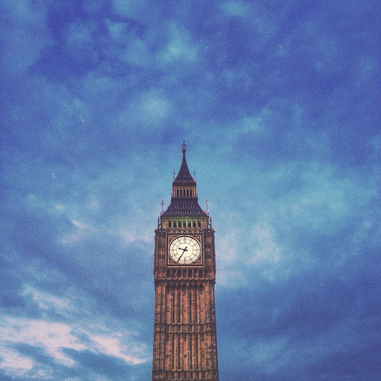 Big Ben London Architecture Vscocam VSCO