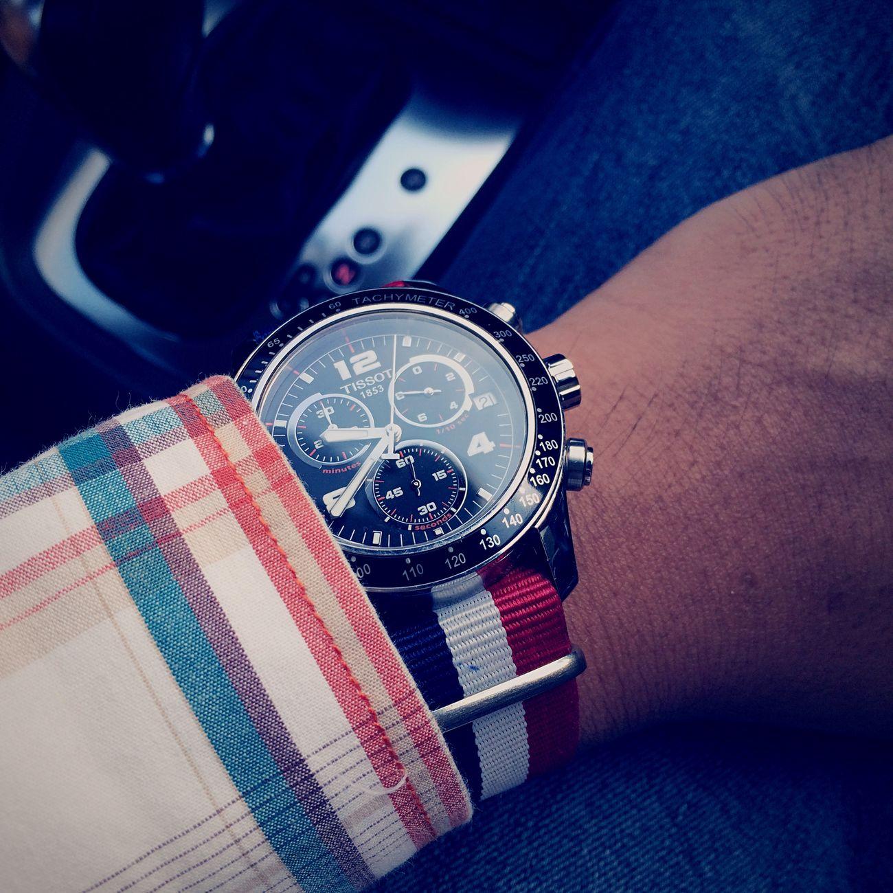 Tissot Wristwatch