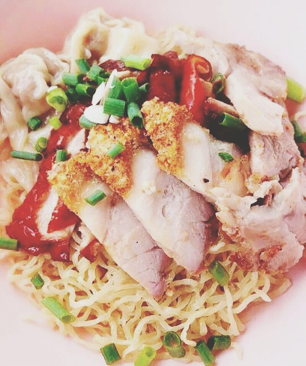 Noodles Thaifood Yum Yum Delicious Hello World