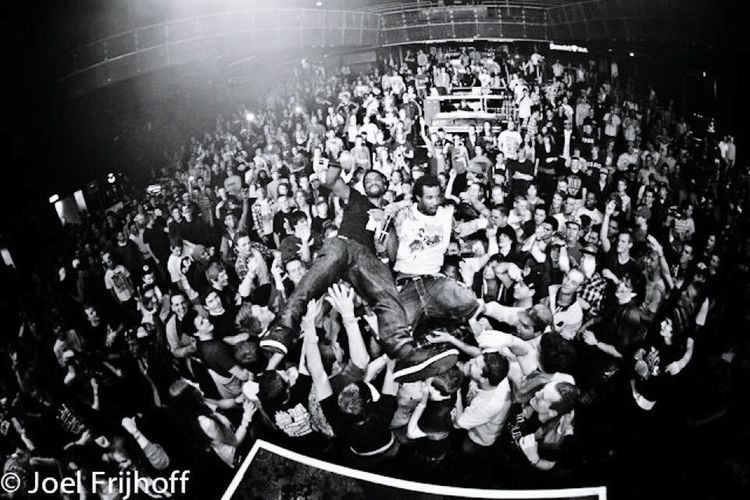 Soldoutshow First Eyeem Photo ILoveMyJob MeOnTheLeft MyBrotherOnTheRight Stagedive