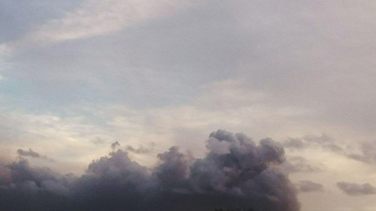 Clouds Clouds And Sky Sunset Subhan'Allah Beautiful Sky Nature