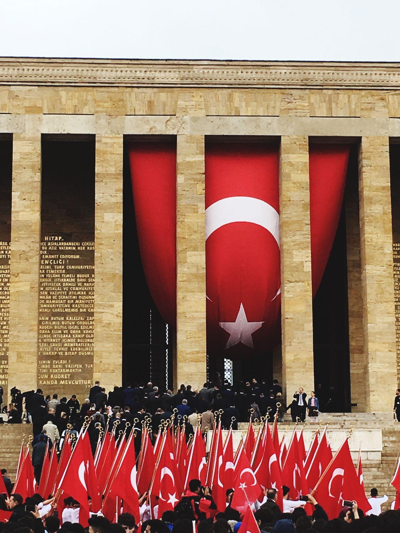 Flag Turkish Flag Anıtkabir ATATÜRK ❤