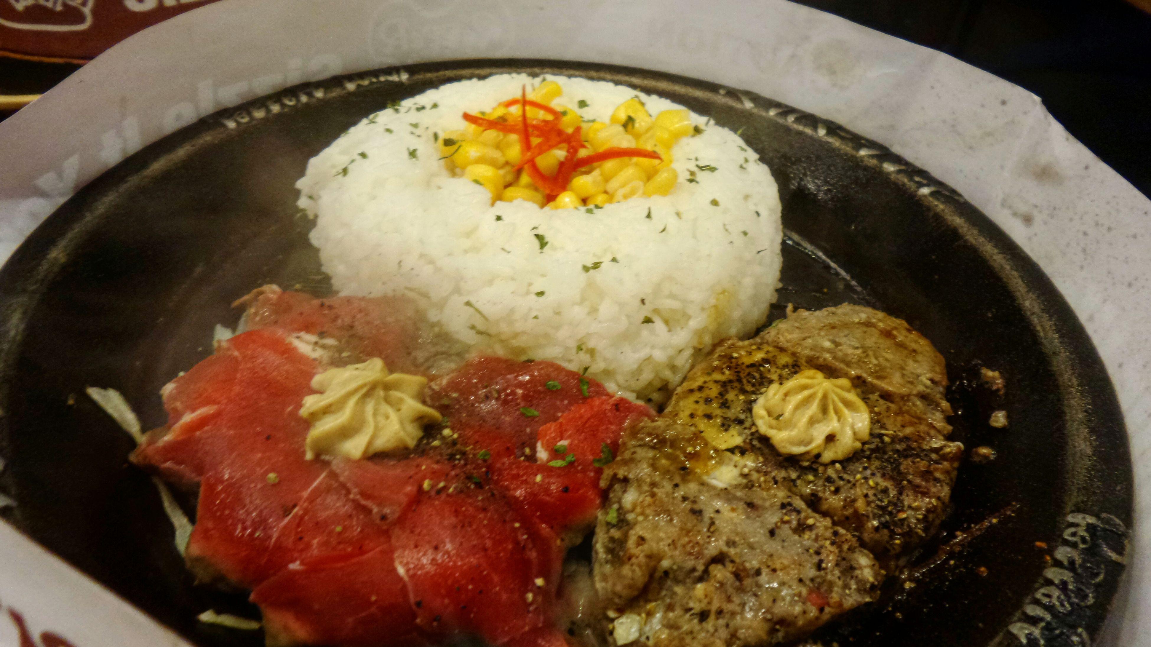Favorite 😋😋😋 Lunch Beef Ham