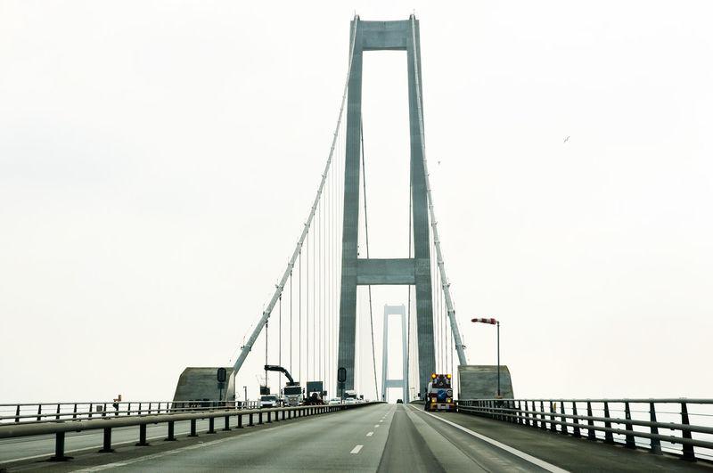 Great Belt Fixed Link (Storebaeltsbroen) - Denmark Denmark Fixed Link Great Belt Bridge Storebæltsbroen Bridge - Man Made Structure